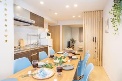 CasaBlan三軒茶屋 キッチン付きレンタルスペースの室内の写真