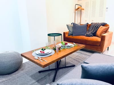 手料理を振舞うのも良いかも🍳 - カハラ四条烏丸 パーティースペースの室内の写真