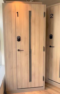cocony武蔵小杉 個室ワークスペース武蔵小杉 1の室内の写真