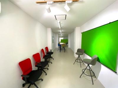 撮影、会議室スペース - BUSHIZO上野不忍池スペース 撮影用、会議用スペースの室内の写真