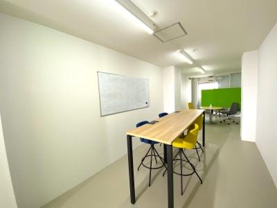 打ち合わせスペース - BUSHIZO上野不忍池スペース 撮影用、会議用スペースの室内の写真