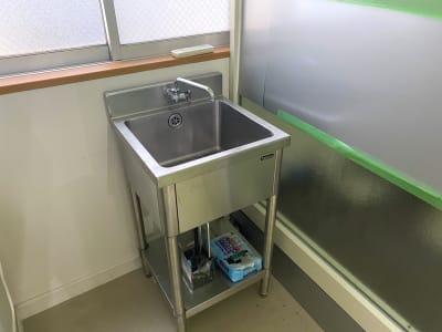 手洗い場 - BUSHIZO上野不忍池スペース 撮影用、会議用スペースの室内の写真