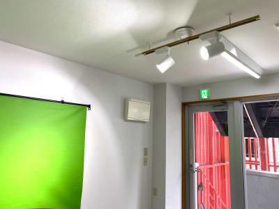 スポットライト - BUSHIZO上野不忍池スペース 撮影用、会議用スペースの設備の写真