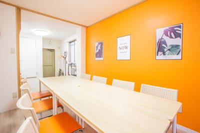 《VILLENT難波》 《VILLENT難波オレンジ》の室内の写真