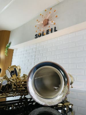 Aルーム   管弦楽器、声楽の練習にも♪ - ソレイユサロン西鉄久留米 Aルーム (グランドピアノ有)の室内の写真