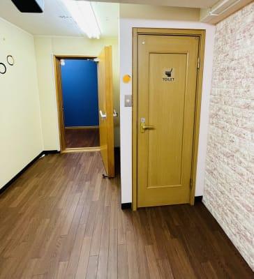 共用トイレ - ソレイユサロン西鉄久留米 Aルーム (グランドピアノ有)の設備の写真