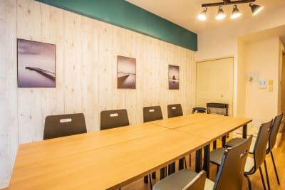 ふれあい貸し会議室肥後橋エスアイ ふれあい貸し会議室 肥後橋Aの室内の写真