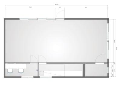 C STUDIO レンタルスタジオの室内の写真