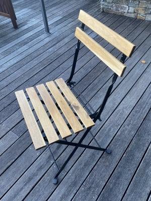 (無料備品) 椅子×30  - 紙パルプ会館 屋上ビーガーデンの設備の写真