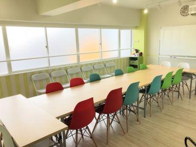 貸し会議室グッドスペース 3階A号室の室内の写真