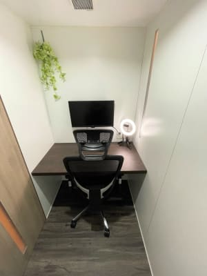 ワークスペース7 - cocony武蔵小杉 個室ワークスペース武蔵小杉 7の室内の写真