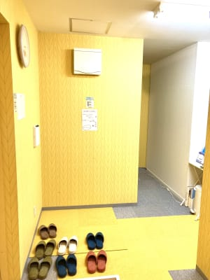 ブリアサロン用賀駅 南口徒歩1分 【即決】ピアノ防音室B(WIFIの室内の写真