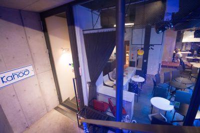 目黒カフー 多用途イベントスペースの室内の写真