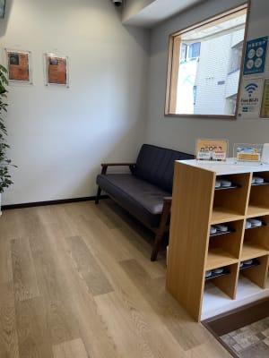 受付スペース - STUDIO ENOCH 多目的レンタルスタジオの室内の写真