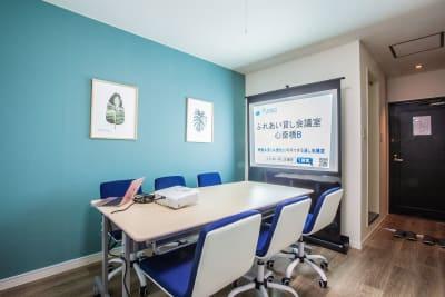 ふれあい貸し会議室心斎橋シャンブ ふれあい貸し会議室 心斎橋Bの室内の写真