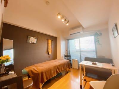 レンタルサロンKuraKura柏 ルーム2/Bali🌸の室内の写真
