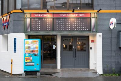 エントランス - W Station キッチン付きルーフトップスペースの入口の写真