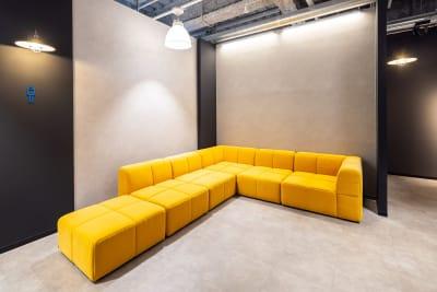 フリースペース - いいオフィス南越谷 【完全個室】8名会議室のその他の写真