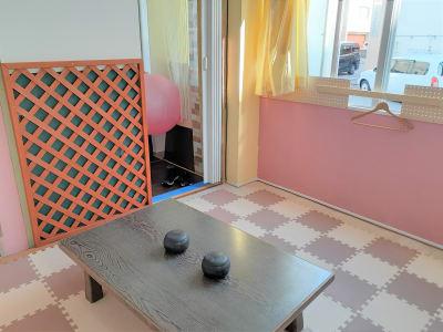 囲碁 準備 - 東海ビル金沢  ヨガ,整体,学習,1F小個室の室内の写真