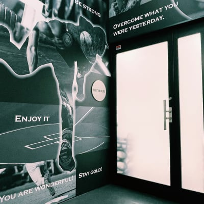 Me² Room(ミーズルーム) レンタルスペースの入口の写真