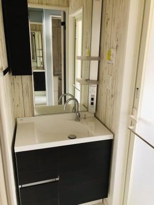洗面所 - bluemoon 多目的レンタルスペースの室内の写真