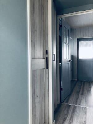 廊下 - bluemoon 多目的レンタルスペースの室内の写真