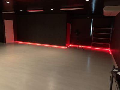 久留米レンタルスタジオ DMC スタジオ貸切の室内の写真