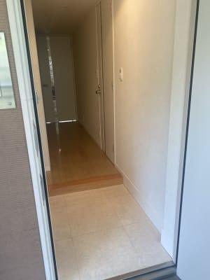 恵比寿西口サロン(スペース) キッチン付きレンタルスペースの入口の写真