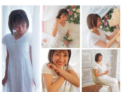 撮影スポットいっぱいあります - DOLLY新大久保 天蓋付きの姫系の撮影スタジオの室内の写真