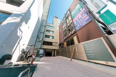 外観 - 渋谷ホール&スタジオ 渋谷ホールの外観の写真