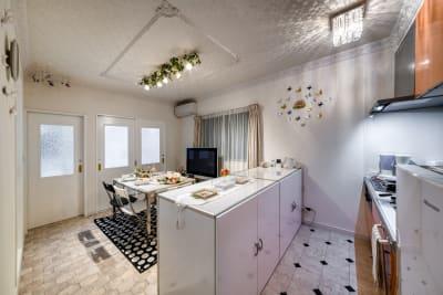 ダイアモンドムーンパレス高田馬場 姫系多目的スペース(2F)の室内の写真