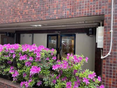 亀戸ダンススタジオ 亀戸ダンススタジオ バレエ ヨガの入口の写真