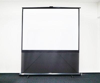 スクリーン…¥5,500(税込) - TKP神田駅前ビジネスセンター ミーティングルーム5Bの設備の写真