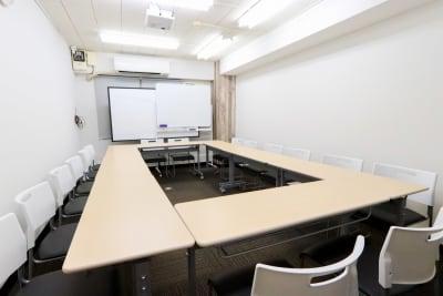 ふれあい貸し会議室 大手町旭栄 ふれあい貸し会議室大手町No36の室内の写真