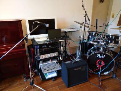 音響設備・ネットワーク環境 - レンタル・サロン TAMTAM 多目的スペースの設備の写真