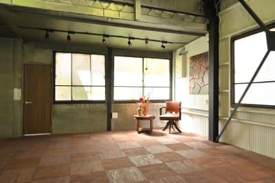 アーシーブルースタジオ ハウススタジオの室内の写真