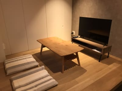 テレワークブース浅草 201の室内の写真