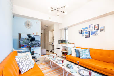 CasaBlan池袋東口 おうちスペースの室内の写真