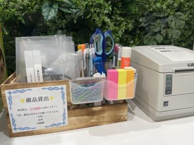BIZcomfort神戸元町 セミナールーム<最大14名>の設備の写真