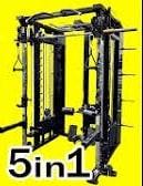 5in1マルチファンクションラック - SKYレンタルジム難波店 SKYレンタルフットネスジム難波のその他の写真