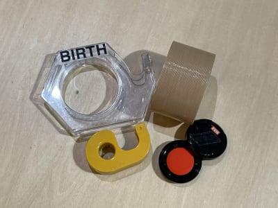 BIRTH LAB 3名以上利用 ラウンジスペースの設備の写真