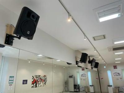 ファンキースタジアム Bスタジオ(1階)の設備の写真