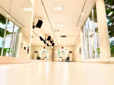 ファンキースタジアム Bスタジオ(1階)の室内の写真