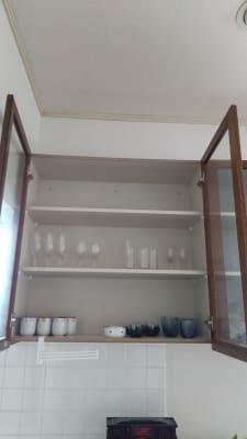 備品食器2 - 旗の台シェアハウス キッチン付きレンタルスペースの設備の写真