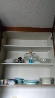 備品食器1 - 旗の台シェアハウス キッチン付きレンタルスペースの設備の写真