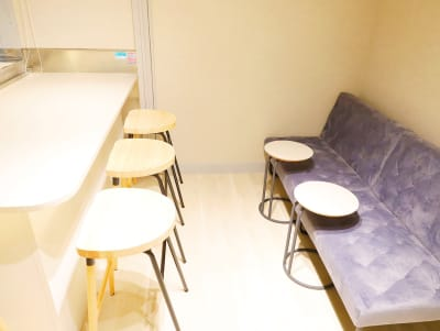 LEAD conference 北千住 Room Bの室内の写真