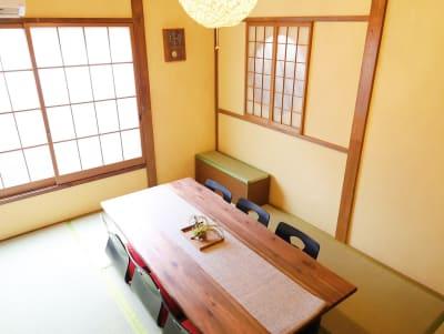 LEAD conference 北千住 Room Cの室内の写真