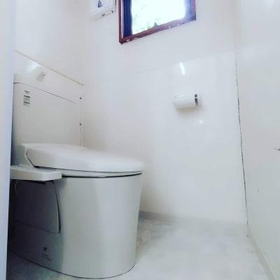 トイレ5月工事済 ピカピカ - PLJStudioSの室内の写真