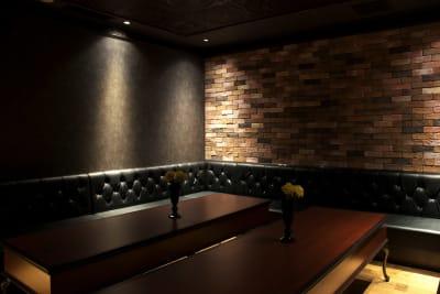 VIP ROOM① ~15名 - 三軒茶屋アールシティビル 多目的スペースの室内の写真