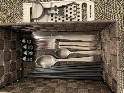 扇園(おうぎえん) 6Fパリのアパルトマン風ルームの設備の写真